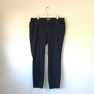 Eileen Fisher Slim Straight Jeans